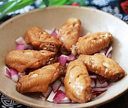 砂锅鸡翅的做法