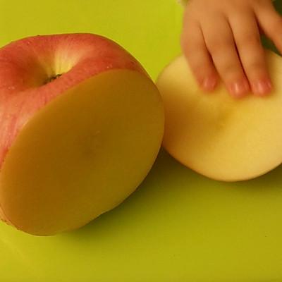 六个月宝宝辅食苹果泥