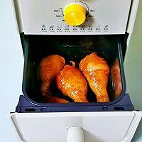 #全电厨王料理挑战赛热力开战!#柠香奥尔良烤鸡腿的做法图解11