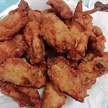 #美食新势力#新奥尔良炸鸡翅