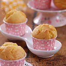 橘子酱杯子蛋糕
