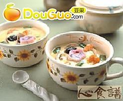 鱼子茶碗蒸的做法