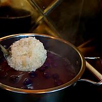 紫薯汤圆酒酿羹的做法图解8