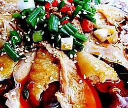 李孃孃爱厨房之一一红油鸡片(川味)