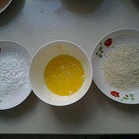 黄金鸡排的做法图解4