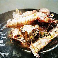 #餐桌上的春日限定#椒盐濑尿虾(椒盐皮皮虾)的做法图解3