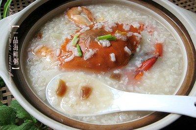 【一品海鲜粥】--吃得像皇帝一样的妈咪爱心早餐