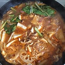 韩式大酱汤(我有改动)