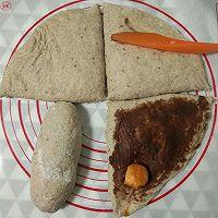 肉松豆沙面包的做法图解6