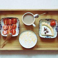 椰奶燕麦粥 #急速早餐#的做法图解5
