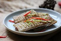 #和盒马一起去出海#之香煎带鱼的做法