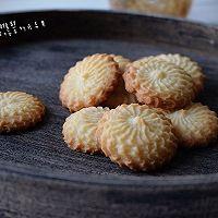 奶油曲奇饼干#安佳烘焙学院#
