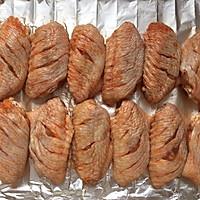 新奥尔良秘制烤翅的做法图解2