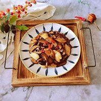 香气四溢的香菇炒肉片的做法图解17