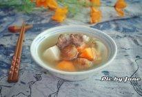 栗子红薯淮山猪骨汤的做法
