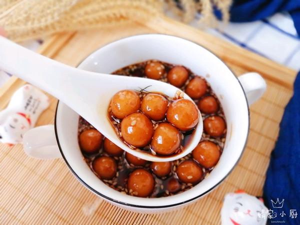 暖心红糖小汤圆的做法