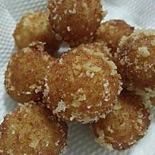 奶香红薯丸