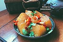 红烧冬瓜比肉还好吃,十分钟就能搞定,减肥也能吃的做法