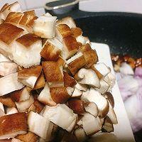 香菇肉酱面#助力高考营养餐#的做法图解8