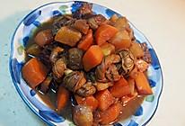 百叶结烧肉「吃它」的做法