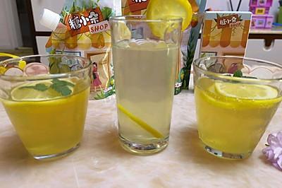 莫吉托&柠檬水