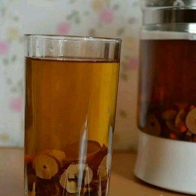 红枣杞子养生茶