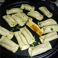 利仁电饼铛试用之白菜猪肉锅贴的做法图解14