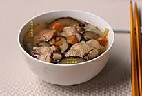 冬进补,瑶柱香菇鸡汤的做法