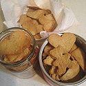 压面机之燕麦小苏打饼干