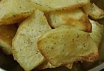 烤薯角的做法