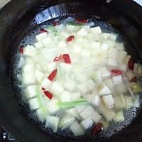 小白菜熬土豆的做法图解7