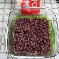 蜜红豆+红豆沙(电饭煲版)的做法图解4