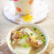 冬瓜鸭肉汤
