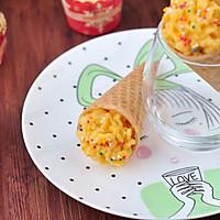红薯甜筒#柏翠辅食节-烘焙零食#