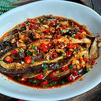 #花10分钟,做一道菜!#凉拌茄子的做法图解12