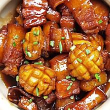 鮑魚紅燒肉