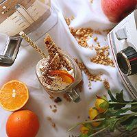 BOSCH维他汲享高速搅拌机评测食谱-橙香巧克力奶昔的做法图解19