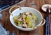 香菇焖冬瓜的做法