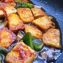 椒汁嫩豆腐