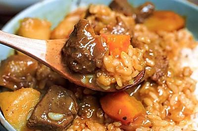 咖喱牛肉|日食記