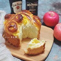 苹果酸奶面包的做法图解11