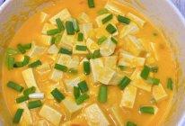 #营养小食光#蟹黄豆腐的做法