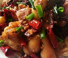 红烧猪脚一湘菜的做法