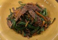 韭菜炒皮皮蝦干的做法