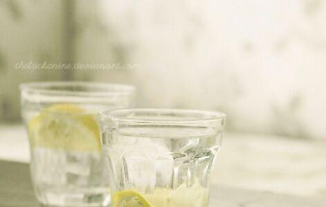腌制柠檬片~自制柠檬水的做法