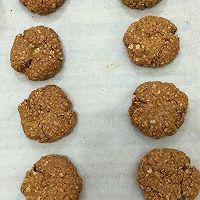 花生酱燕麦片饼干#挤出大趣味,及时享美味#的做法图解10