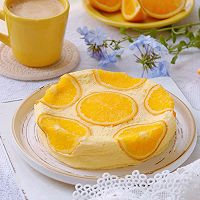 美味颜值双重在线的香橙蒸蛋糕的做法图解18