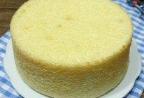 无油戚风蛋糕(零负担、松软细腻)的做法
