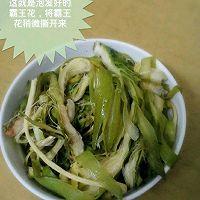 霸王花瘦肉汤的做法图解3