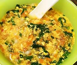 宝宝辅食—营养小疙瘩汤的做法